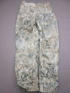 COLUMBIA SIZE M(34X31) MENS BROWN/GRAY ATHLETIC NYLON OUTDOOR HUNTING PANTS T220