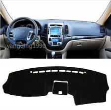 Inner Dashboard Dash Mat DashMat Sun Cover Pad For HYUNDAI SANTA FE 2007 - 2012