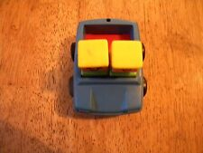 LOT OF 3 VINTAGE FISHER PRICE LITTLE PEOPLE MCDONALDS PLAY SET PLAYSKOOL CAR