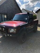 landrover discovery pickup