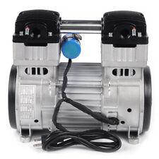 New Listing7cfm Oilless Diaphragm Vacuum Pump Oil Free Electric Motor Vacuum Pumpsilencer