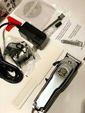 New Wahl Magic Clip Cordless Clipper Metal Edition 8509