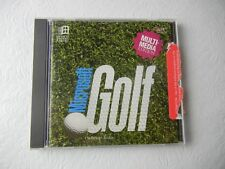 Microsoft Golf PC Game