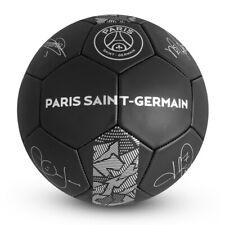 Paris St Germain Football Club Phantom Signature football - Size 5 - Black