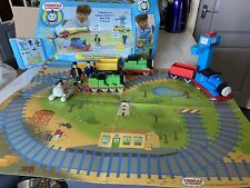 Thomas Tank Engine Talking Thomas & Percy Playmat Activity Set