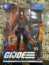 "NEW 2021 GI JOE Classified 6"" COBRA VIPER Island Target Exclusive #22 IN HAND"