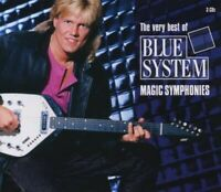 """BLUE SYSTEM """"THE VERY BEST OF"""" 3 CD BOX NEW"""