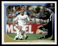 Panini Champions League 2008-2009 - All-Time Player Appearances No.554