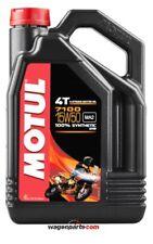 Aceite Motos 4T Motul 7100 15W50, 4 litros