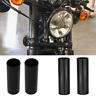Softail Breakout gabelcover 49mm fork cover harley Gabelhülsen glanz Flywheel