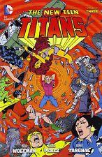 New Teen Titans Volume 3 Softcover Graphic Novel