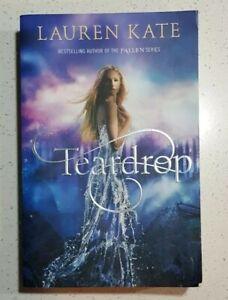 TEARDROP by LAUREN KATE - Teardrop Series Book #1 Large Paperback