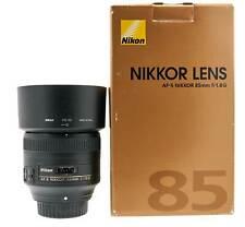 Nikon 85 mm F/1.8 AF-S M/A G Objektiv im sehr guten Zustand OVP