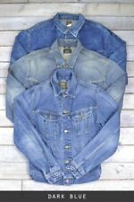 Abrigos y chaquetas de mujer azul Lee de vaquero