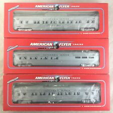 Lionel American Flyer Western Pacific Silver Palace Dollar Platter Passenger Car
