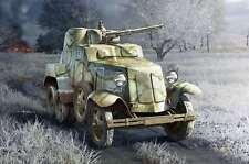 Hobby Boss 1/35 Soviet BA-10 Armor Car #83840 *new*Sealed*