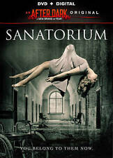Sanatorium (DVD, 2014) USED VERY GOOD