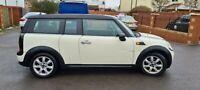 mini cooper clubman 1.6 D diesel 217000 miles
