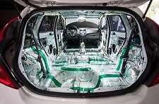 SmartMat® 5 Sheets Car Van Deadening Mat 57x35 cm Sound Proofing Damping Mat 3mm