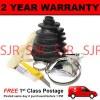 NEW SPLIT CV JOINT DRIVESHAFT DRIVE SHAFT BOOT GAITER KIT EASY FIT