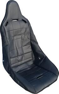 RCI Seat Cover - Hi-Back - Vinyl - Black - RCI Poly Seats - Each