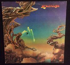 Yes {Yesterdays} Record Atlantic SD 18103 Vinyl 1974 LP