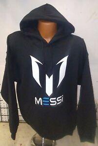 Lionel Messi Soccer Hoodie Custom Gildan Unisex Adult Argentina Barcelona Hoody