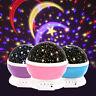 jouets lumineux romantique ciel étoilé LED veilleuse projecteur batterie USB