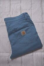 Carhartt slim pant men jeans size 33/32, GC with noticeable logos