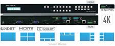 Key Digital KD-MLV4x2Pro 4K POH/HDMI/VGA Multi-View Presentation Matrix Switcher