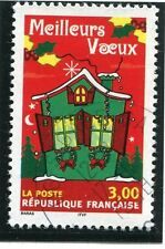 STAMP / TIMBRE FRANCE OBLITERE N° 3203 MAISON DECOREE