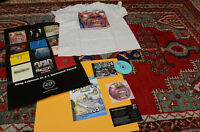 CD (NO LP ) KING CRIMSON BEGINNERS ..COLLECTORS CLUB LIMITED WITH POSTER EX
