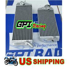 GPI Racing FOR Kawasaki KLX450 2015  Aluminum  radiator