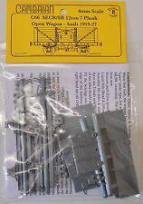 Cambrian C66.SECR/SR 12ton 7-Plank Open Wagon Kit.(00)