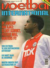 V.I. 1989 nr. 29  - SVV/AJAX/RICARDO MONIZ/NICO JALINK