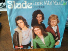 "slade""look wot you dun""""single 7"".ori.germany.polydor:2058195."