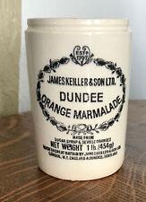 DUNDEE Orange Marmalade Jar