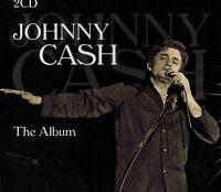 MUSIK-DOPPEL-CD NEU/OVP - Johnny Cash - The Album