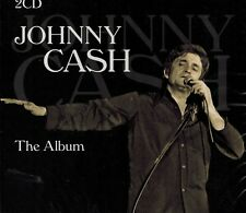 MUSIK-DOPPEL-CD NEU/OVP - Johnny Cash - The Album