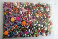 Mixed bead sweepings massive bag! Wholesale, job lot over 800grams!