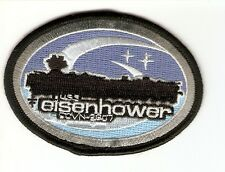 + Space 2063 Space above and Beyond écusson Patch USS EISENHOWER