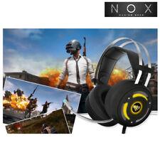 NOX NX-2 Virtual 7.1 Channel Gaming Headset 0.61lb 280g Battlegrounds vibration