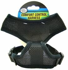 New listing Four Paws Comfort Control Harness - Black Medium - For Dogs 7-10 lbs