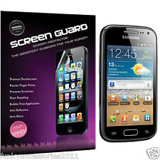 Samsung Galaxy Ace 2 I8160 High Quality Crystal Clear LCD Screen Protector