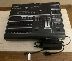 Roland Edirol LVS-800 Professional Eight-Channel Video Mixer W/Power Adapter