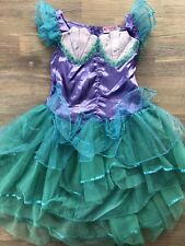 Mermaid Costume Dress Up, Fancy Dress, Party Dress, Girls Size 4-6 Yr (Size 120)