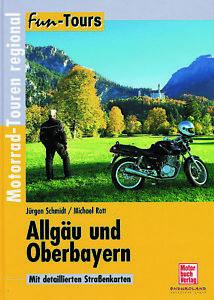 Fun-Tours Allgäu und Oberbayern: Motorrad-Touren regional