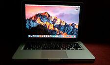 "Excellent working  Apple MacBook Pro 13""  Laptop  2012 i7 2.9,500GB HD, 8GB RAM"
