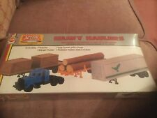 NEW - AHM HO Scale Heavy Haulers Action Accessory  11151 for Train Layout