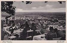 H 460 -Bad Nauheim- Gesamtansicht, Totale,  19 gelaufen